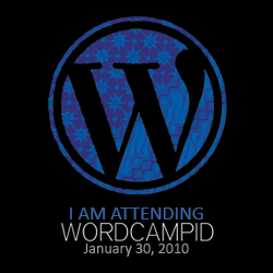 WordCampID – January 30, 2010